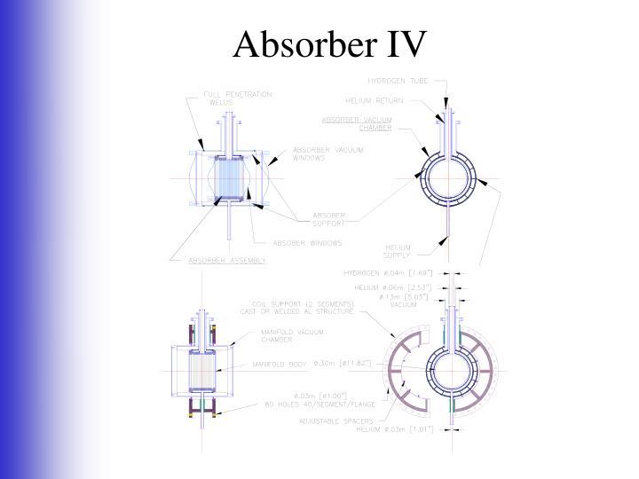 Absorber IV