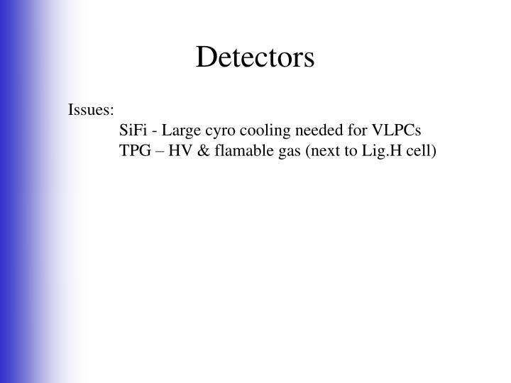 Detectors