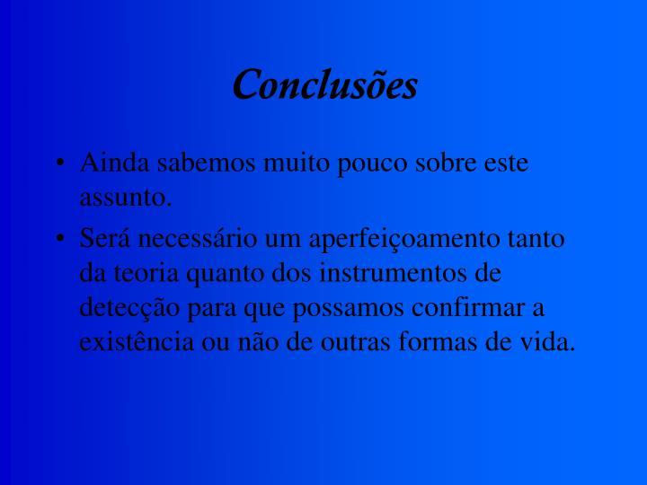 Conclu