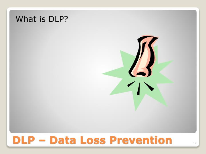 What is DLP?