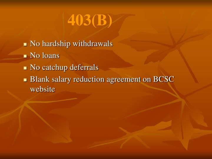 403(B)