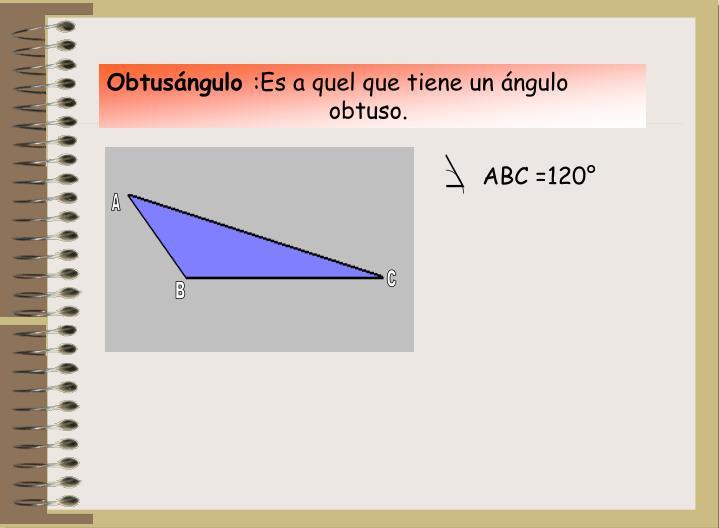 Obtusángulo