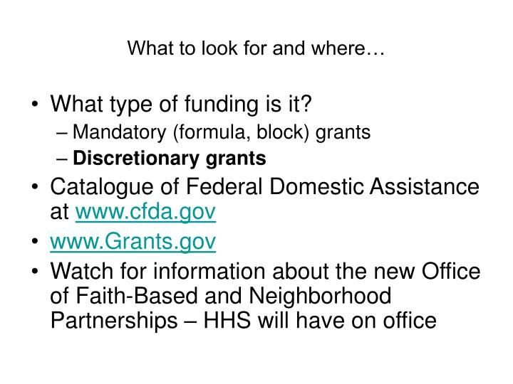 catalog of federal domestic assistance Emergency food assistance program (administrative costs)  herein and all  other federal domestic assistance programs each have a catalog of federal.