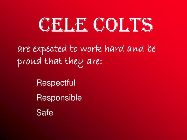 Cele Colts