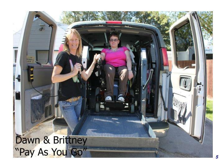 Dawn & Brittney