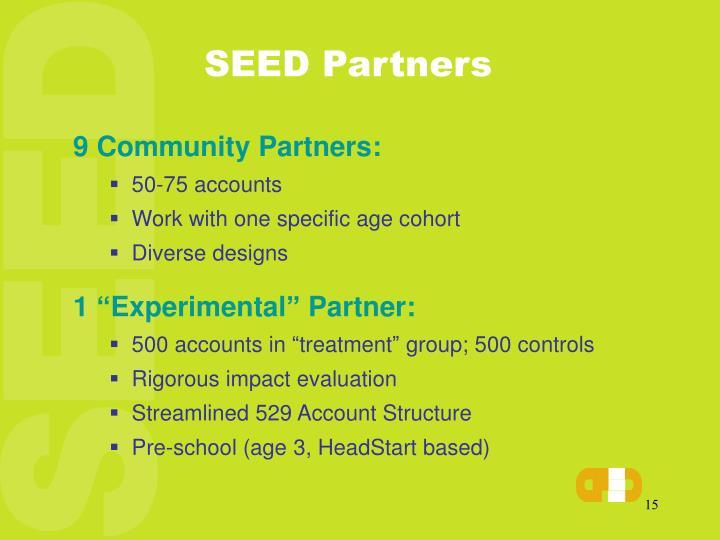 SEED Partners