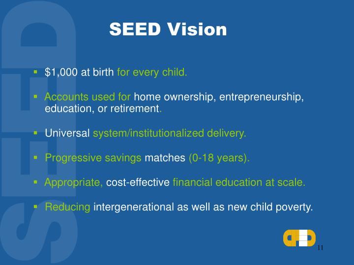 SEED Vision