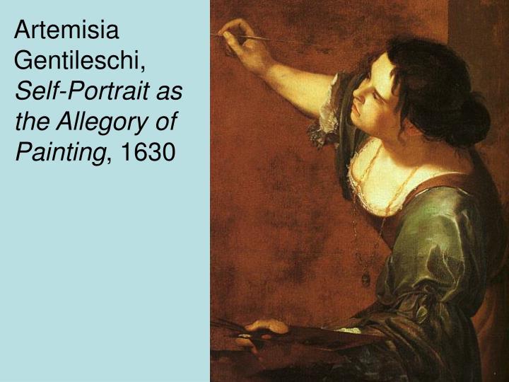 Artemisia Gentileschi,