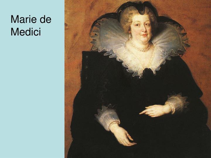 Marie de