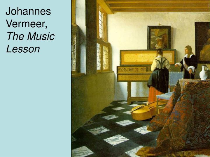 Johannes Vermeer,