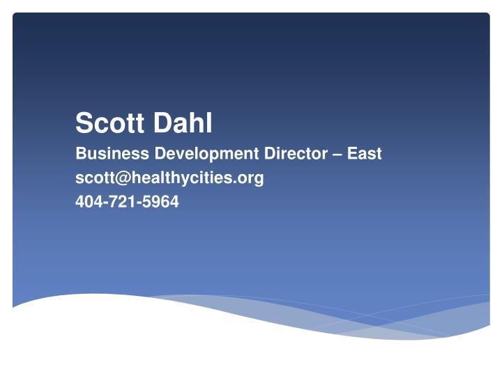 Scott Dahl
