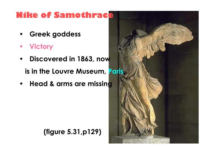 Nike of Samothrace