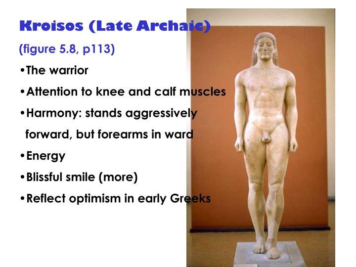 Kroisos (Late Archaic)