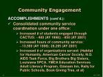 community engagement4