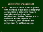 community engagement5