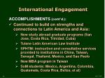 international engagement3