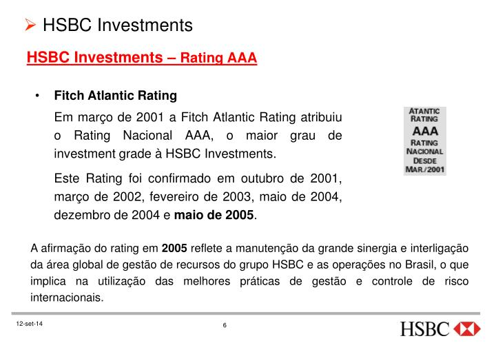 HSBC Investments –