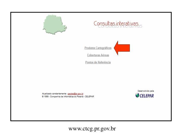 www.ctcg.pr.gov.br