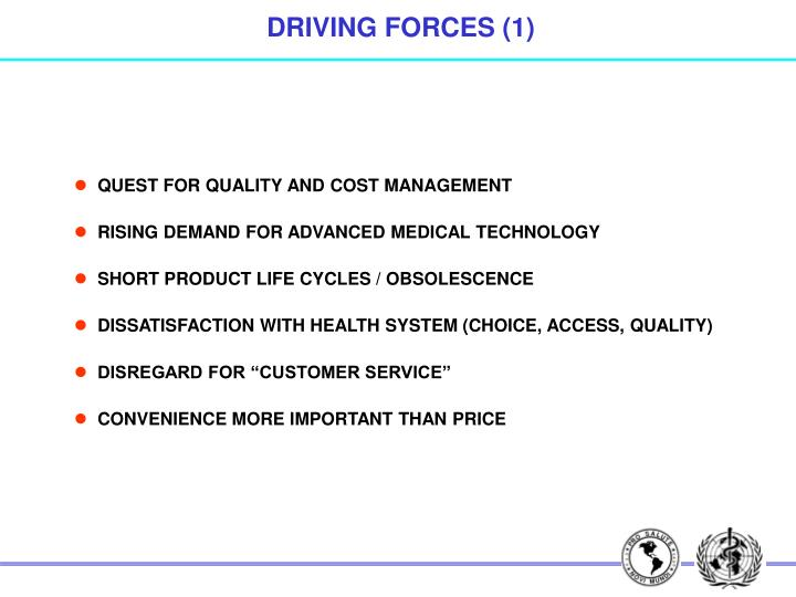 DRIVING FORCES (1)