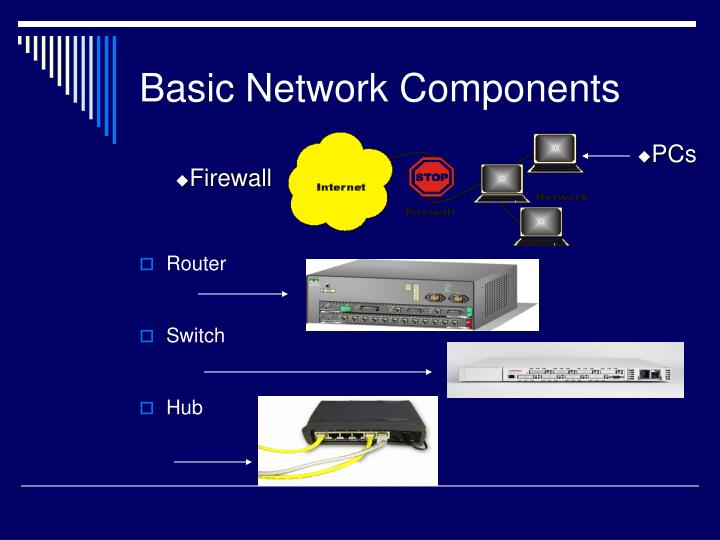 Basic Network Components