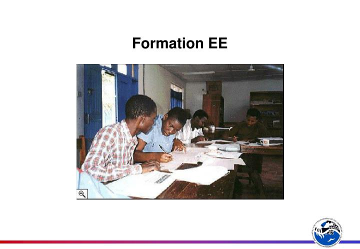 Formation EE