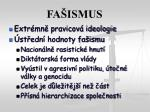 fa ismus