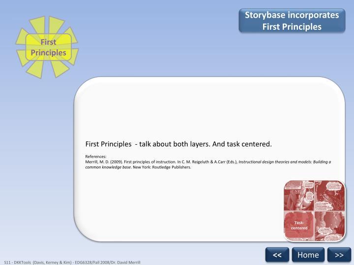 Storybase incorporates