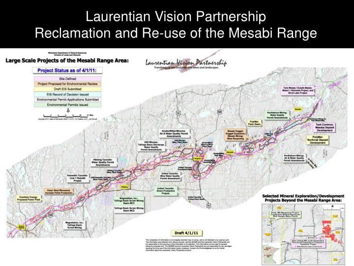 Laurentian Vision Partnership