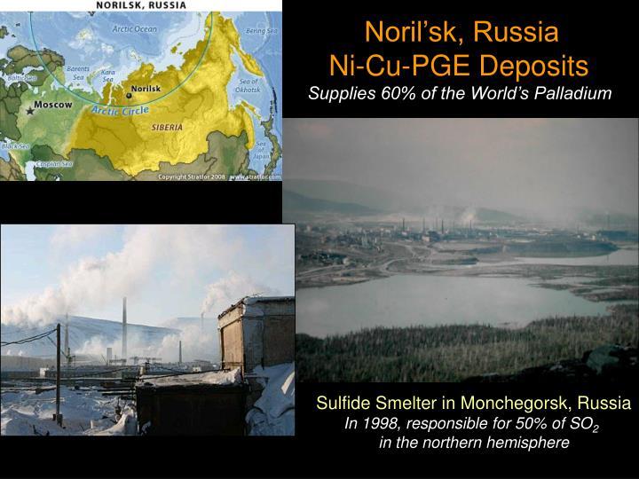 Noril'sk, Russia