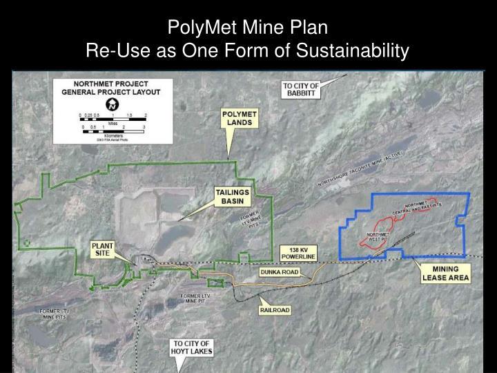 PolyMet Mine Plan