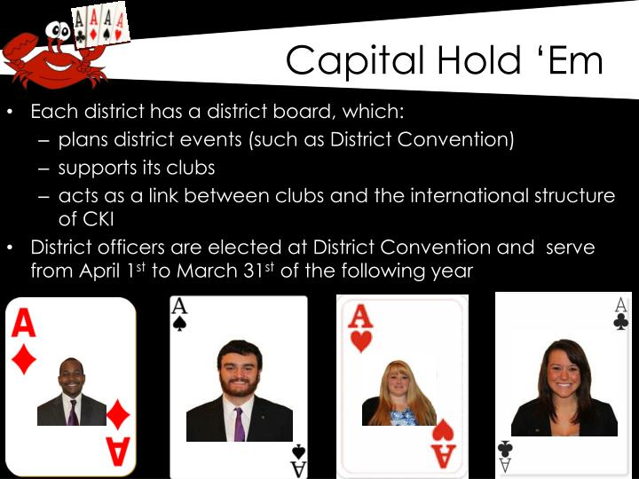Capital Hold 'Em
