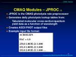cmaq modules jproc 1