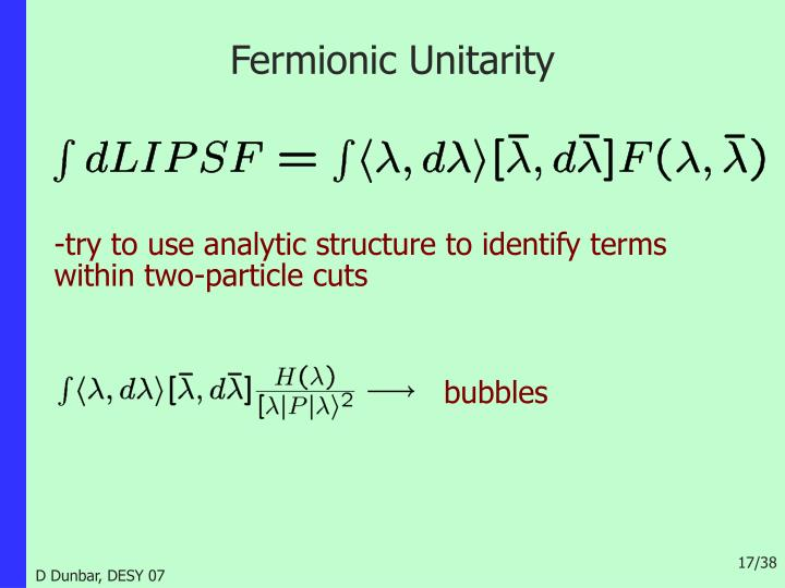 Fermionic Unitarity