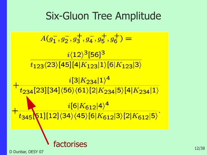 Six-Gluon Tree Amplitude