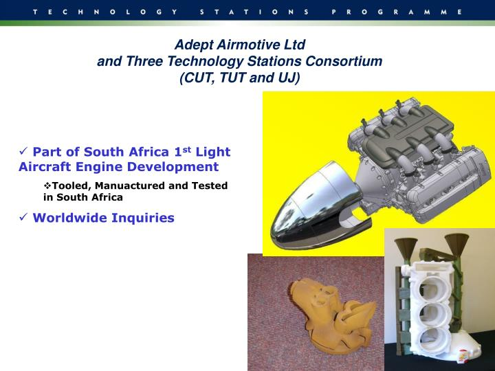 Adept Airmotive Ltd