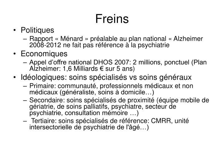 Freins