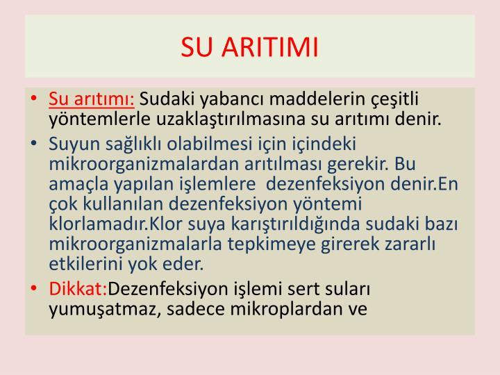 SU ARITIMI