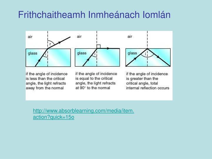 Frithchaitheamh Inmheánach Iomlán