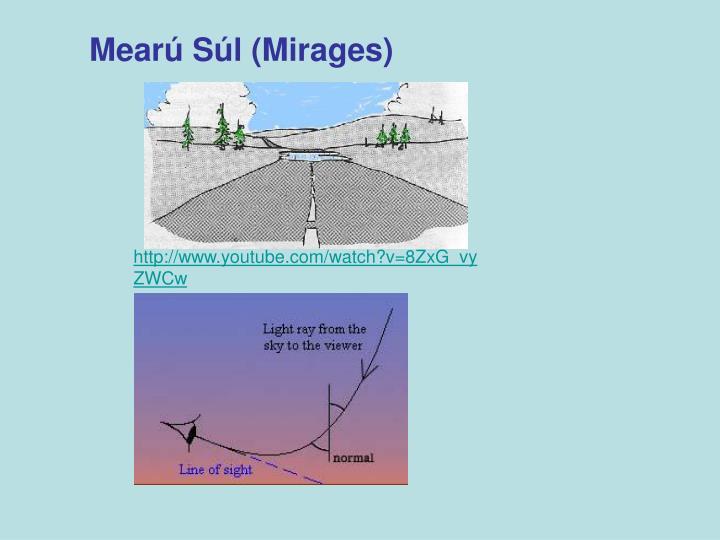 Mearú Súl (Mirages)