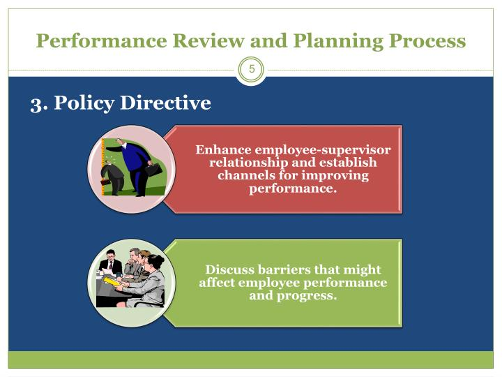 Performance Review and Planning