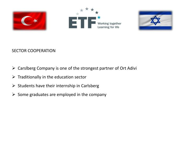 SECTOR COOPERATION