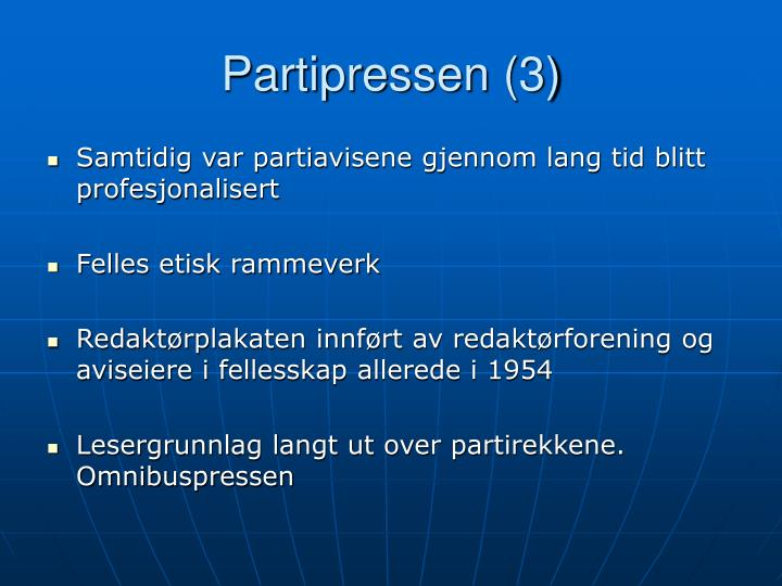 Partipressen (3)