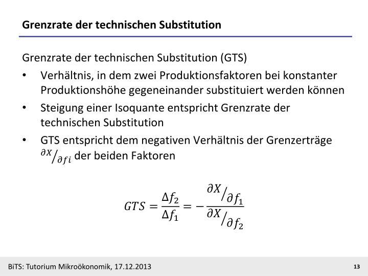 Isoquante Berechnen : ppt tutorium makro und mikro konomik 2013 powerpoint presentation id 4313530 ~ Themetempest.com Abrechnung