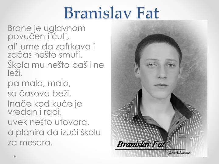 Branislav Fat