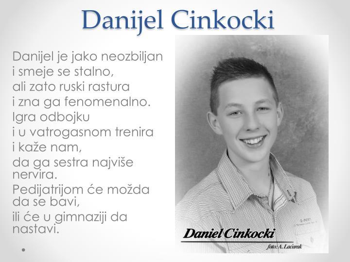 Danijel Cinkocki