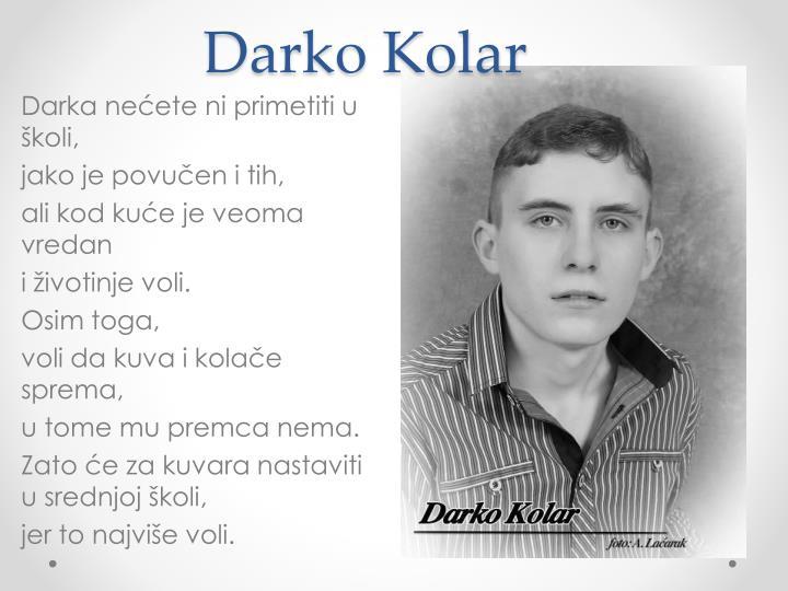 Darko Kolar