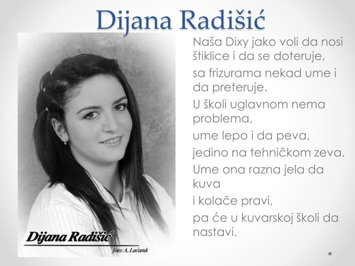 Dijana Radišić