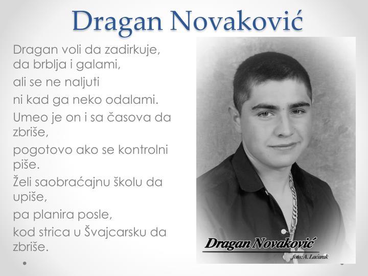 Dragan Novaković