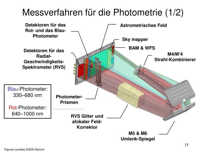Messverfahren für die Photometrie (1/2)