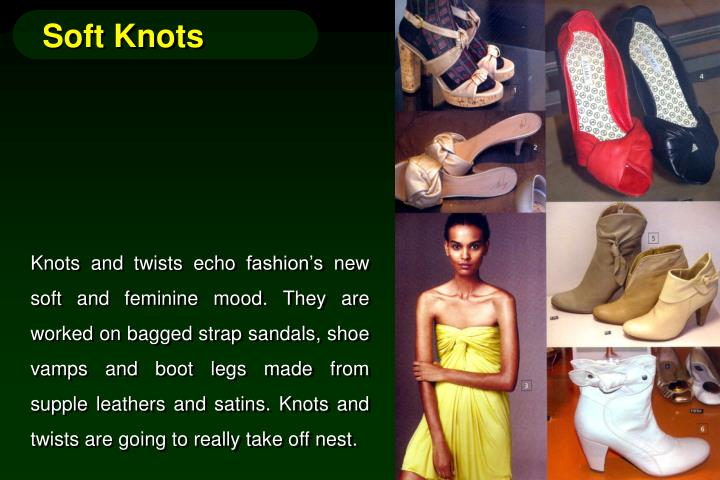 Soft Knots
